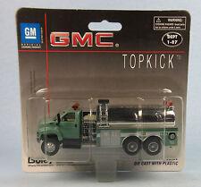 BOLEY GMC Topkick Fire Rescue (Green) 1/87 HO Scale Diecast/Plastic Model NEW!