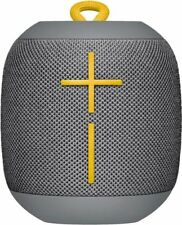 UE Wonderboom BRAND NEW Bluetooth Wireless Portable Speaker - Stone Gray Color