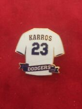 Eric Karros Dodgers Jersey Pin - New - Los Angeles - LA