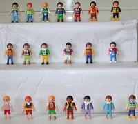 Playmobil -- Pièce de rechange -- Personnage  enfant garçon -- S1-