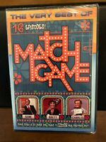 MATCH GAME the Very Best of (DVD SET) game show 16 episodes SEALED NEW