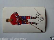 VINTAGE POST CARD 4X6 1984 CHRIS CHELIOS MONTREAL CANADIEN SIGNATURE AUTOGRAPH