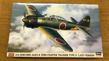 Hasegawa 1/48 21st Kokusho A6M2-K Zero Fighter Trainer Type 11 'Late Version'