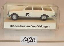 Wiking 1/87 Werbemodell Mercedes Benz 250T weiß Rekora Lichtenberg HH OVP #1720