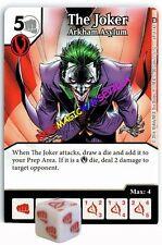 069 THE JOKER: Arkham Asylum -Common- WORLD'S FINEST Marvel Dice Masters
