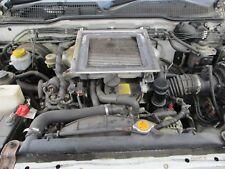 NISSAN TERRANO II 2.7 TDI complete engine 1998 - 2006 low mileage R20 warranty