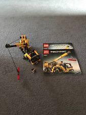 Complete Lego Technic 8067 ~ Lego Mini Mobile Crane