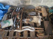 Porsche 914 1.7 complete power plant transmission stainless steel heat exchanger