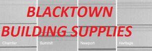 PrimeLine Weatherboard Newport 170mm 4.2M Hardies - Blacktown Building Supplies