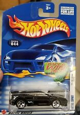 2002 Hot Wheels #44 Black Lotus Espirit w/5 Spoke Wheels