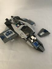 Marvel Super Heroes Lego Set 6869 Quinjet Aerial Battle Incomplete Avengers 2012