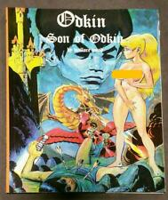ODKIN – SON OF ODKIN (HC / DJ)  LIMITED EDITION 1981 Comic book Wallace Wood NEW