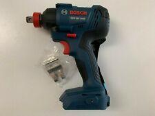 Bosch 18V 1/4 In & 1/2 In FREAK 2-in-1 Socket-Ready Impact Driver GDX18V-1600N