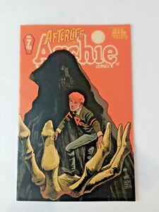 Afterlife with Archie #7 Comic Book Francavilla Cover 2013 NM