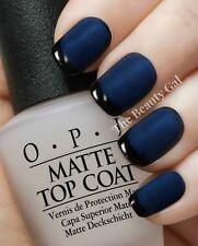 OPI Matte Navy Reverse Tuxedo®~Russian Navy, Black Onyx,Matte Nail Polish Lot