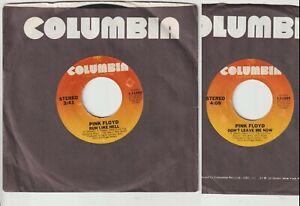 "Pink Floyd - RUN LIKE HELL 45 RPM 7"" Vinyl"