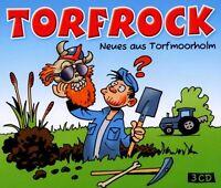 "TORFROCK ""NEUES AUS TORFMOORHOLM"" 3 CD BOX NEU"