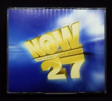 Now That's What I Call Music 27-2 CD Album,Original,Fat Box Set,1994-Free P&P