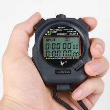 Electronic Digital Running Timer Chronograph Sports Stopwatch Stop Watch