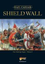 Escudo De Pared-granizo César-Warlord Games-la Edad Oscura Saga volumen 1