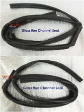 Glass Run Channel Rubber Seal LH RH For 91-94 Nissan Sentra B13 SE-R NX Coupe 2D