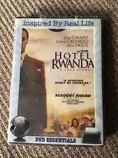 Hotel Rwanda (Dvd), Brand New, Unopened Dvd
