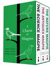 A Charm of Magpies: The Science Magpie / The Antiques Magpie / The Nature Magpie
