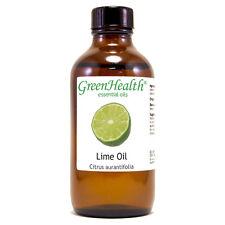 4 fl oz Lime Essential Oil (100% Pure & Natural) - GreenHealth
