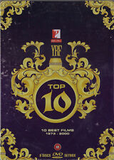 YASH RAJ TOP 10 BEST FILMS - 1973 - 2000 - 8 DVD SETBOX [YRF]