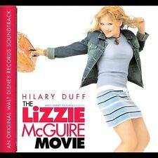 Various Artists : The Lizzie McGuire Movie CD DISC ONLY #57B