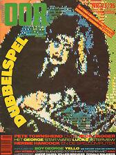 MAGAZINE OOR 1983 nr. 25/26 - DEEP PURPLE / KISS / GEORGE LUCAS / YELLO / HAZES