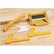 Router & Table Saw Set w/ 2 Push Shoe, Stick, Depth Height Gauge & Feather-board
