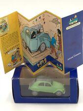 Collection En Voiture Tintin - N6 boîte + certificat / Editions Atlas