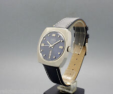 New Old Stock 34mm VANROY vintage AUTOMATIC 25j watch NOS AS 1906 nice dial!