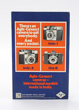 AGFA FREE STANDING SIGN FOR ISOLY I, II AND CLICK III, FROM INDIA/cks/200298