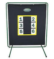 ATEC WILSON PRO PITCHER SCREEN BACK STOP TARGET W/STAND AT2074 - ON SALE
