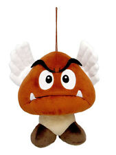 NEW Sanei Super Mario All Star Collection - AC23 - Paragoomba Stuffed Plush Doll