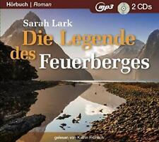 Die Legende des Feuerberges - Sarah Lark - MP3 Hörbuch CD - NEU
