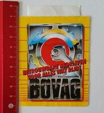 Aufkleber/Sticker: BOVAG - Betrouwbare Bedrijven Voor Alles Wat Rijdt (220217176
