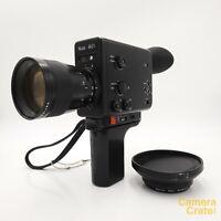 Braun Nizo 801 Super 8 Cine Film Camera - Fully Working #S8-3012