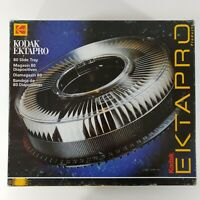 Kodak Ektapro 80 Slide Trays In Boxes Lot of 2 Used Great Condition