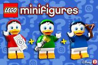 LEGO Minifigures Disney #71024 - Riri, Fifi, Loulou - 100% NEW / NEUF