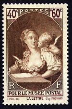 FRANCE OEUVRE DE FRAGONARD  TIMBRE NEUF N° 446 **  MNH 1939    B4