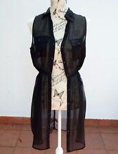 Black Hipster Dress, Size Medium