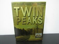 Twin Peaks-The Definitive Gold Box Edition 10 DVD Box Set
