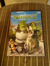 Shrek 2 Dreamworks Animated Movie DVD