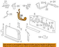 GM OEM-A/C AC Hose Line Pipe 25758321