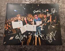 GFA Prince's Band x5 Wendy * THE REVOLUTION * Band Signed 11x14 Photo AD4 COA