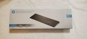 NEW HP 600  Wireless KEYBOARD 4CE98AA