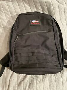 GoRuck Rucker (2.0) 20L Black Backpack Lightly Used, Great Condition